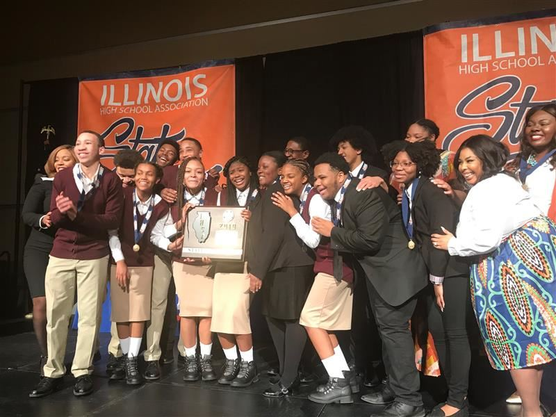 Southland wins IHSA state speech championship in Performance in the Round for third year in a row